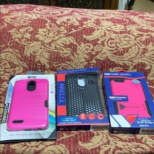 Phone cases 3 For $10